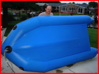 Testimonials on protection and restoratino of inflatable